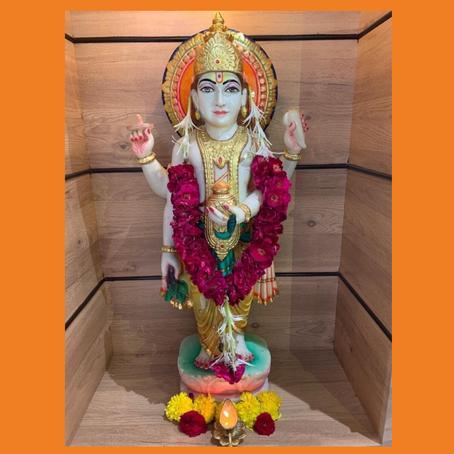 Lord Dhanvantari : Lord of Ayurveda