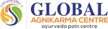 Logo du centre Global Agnikarma, spécialisé en microcautérisation thermique