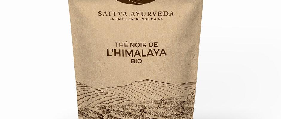 Thé noir de l'Himalaya