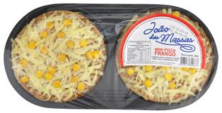 MINI PIZZA DE FRANGO 200g