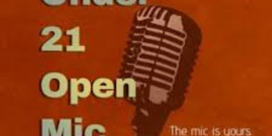 Under 21 Open Mic