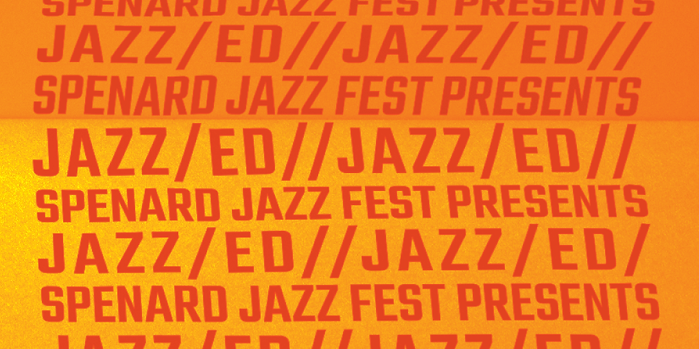 Jazz ED -  Duede Libre / Spenard Jazz Fest Membership Drive