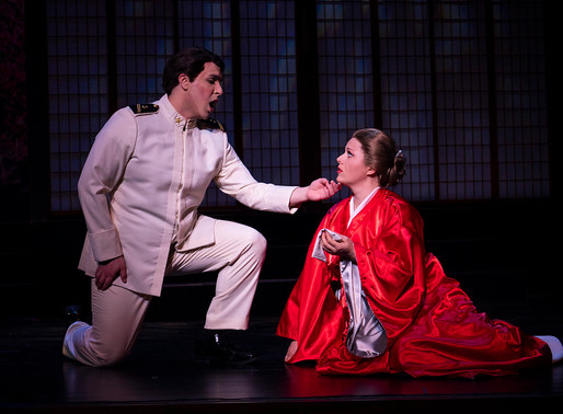 THE GAZETTE: Review: 'Madama Butterfly' soaring with Cedar Rapids Opera Theatre