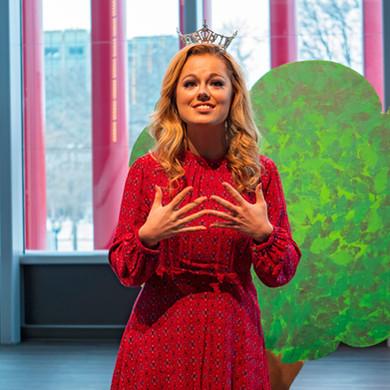 Emily Tinsman - Miss Iowa