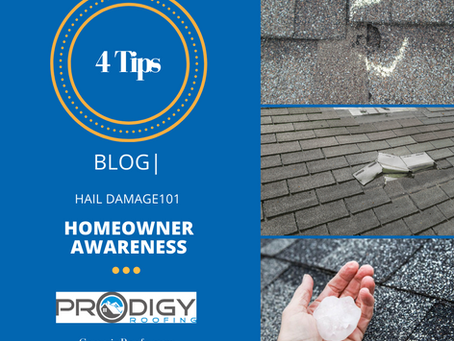 Homeowner Awareness| Hail Damage 101