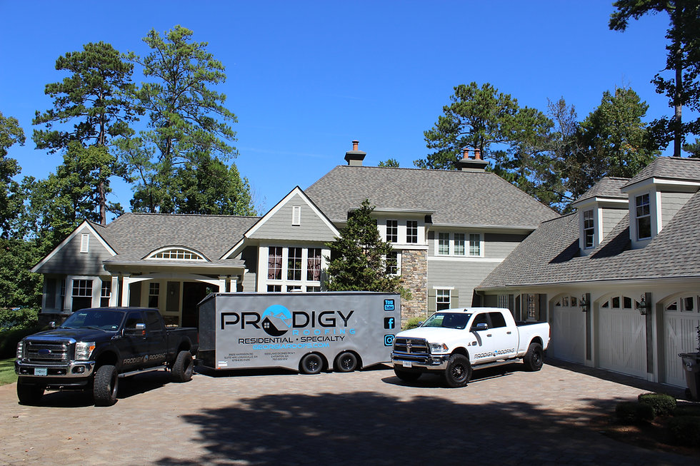 PRODIGY ROOFING SERVICES