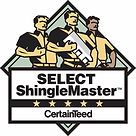PRODIGY ROOFING SELECT SHINGLEMASTER CERTIFIED
