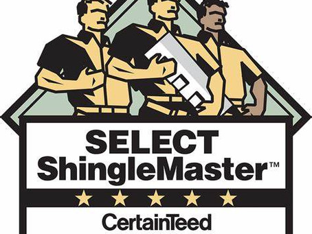 Prodigy Roofing Announcing Now CertainTeed Select ShingleMaster