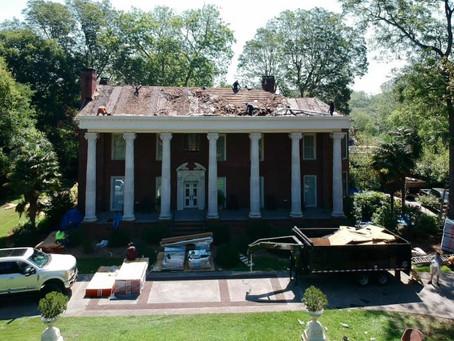 Historical Roof Restoration