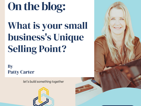 What is your small business's unique selling point/proposition?