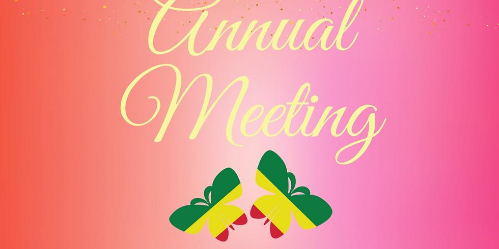 Women In Training Annual Meeting