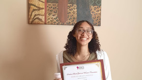 WIT Young Leader Awarded for Spreading Joy!
