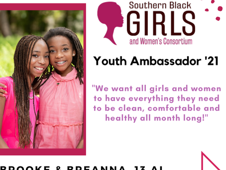 New Youth Ambassadors for Southern Black Girls and Women's Consortium