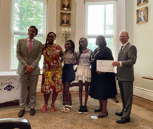 Lawyers from Alabama Civil Justice Foundation Award Grant to Women in Training, Inc.
