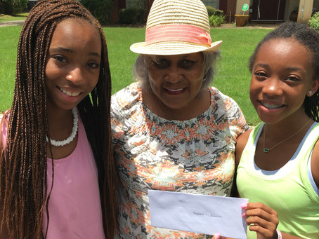 Alpha Kappa Alpha Chapter Awards Grant to WIT