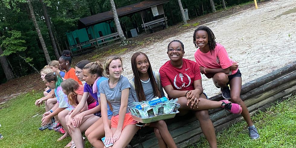 4-H Team-Building Leadership Camp