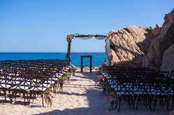Cabo beach destination wedding