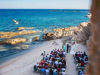 Rebecca & Moises's Private Villa Wedding in Cabo