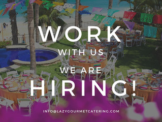 WORK WITH US, WE ARE HIRING!
