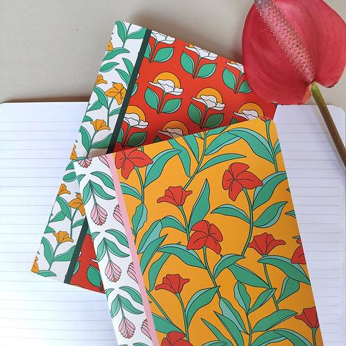 In Full Bloom Notebook