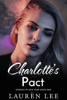 Charlotte's Pact, a paranormal romance, is based in Buffalo, NY.