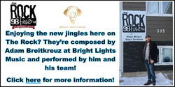 Bright Lights Music website