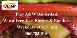 A&W Balderdash