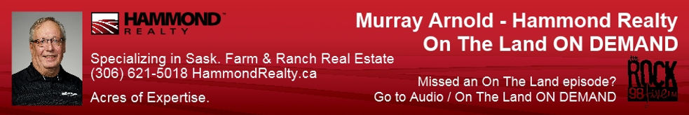 Murray Arnold Hammond Realty On The Land
