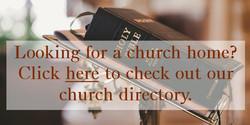 Church Directory presentation (website).