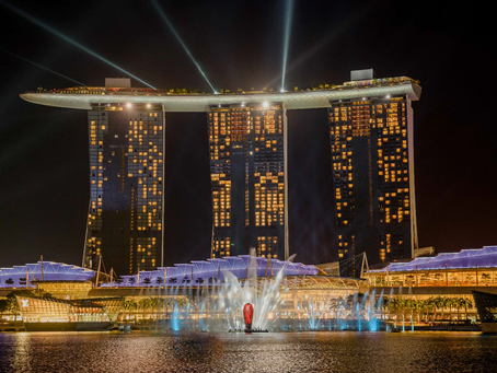 Where to go in Singapore? My favourite places to visit