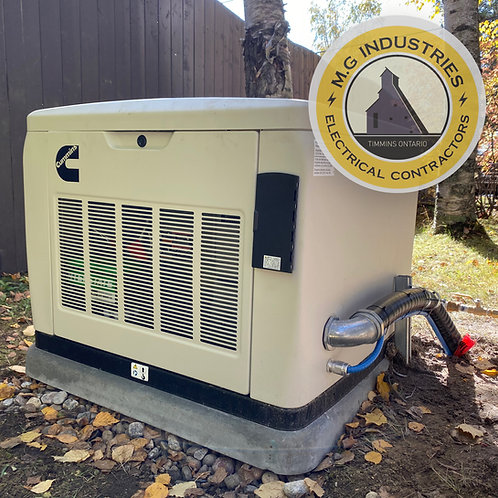 Cummins 13kW Home Standby Generator Quiet Connect Series