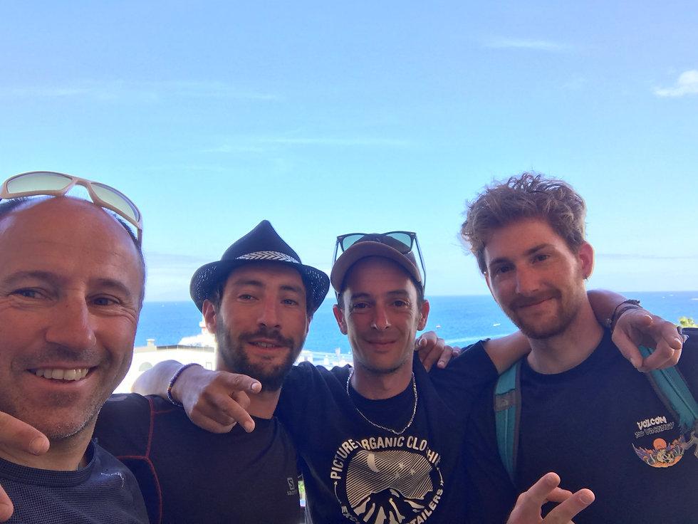 skiset luz team