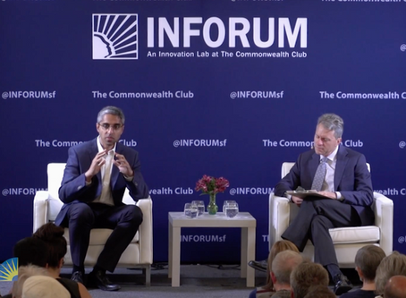 One Nation Under Stress: How Social Connection Can Heal Us (The Commonwealth Club)