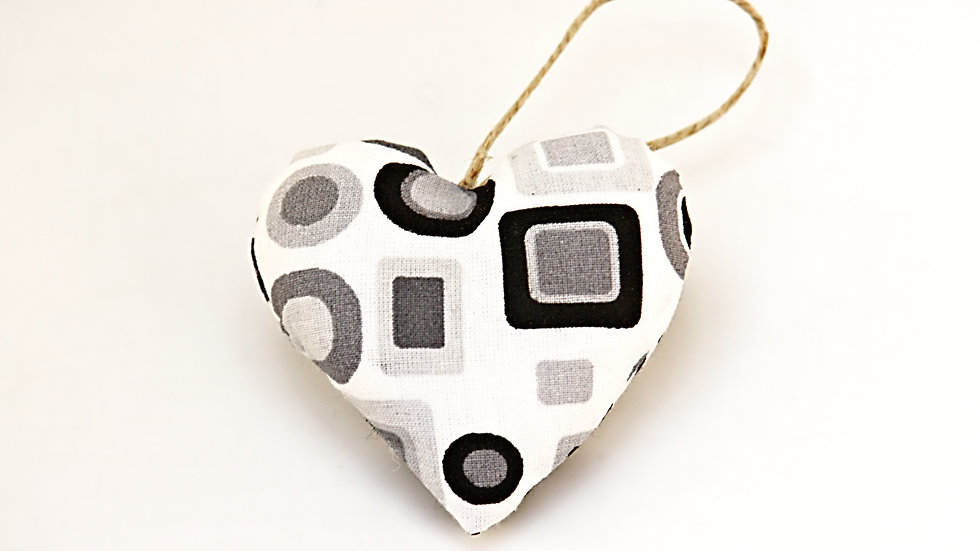 Coeur Géométrique 80's