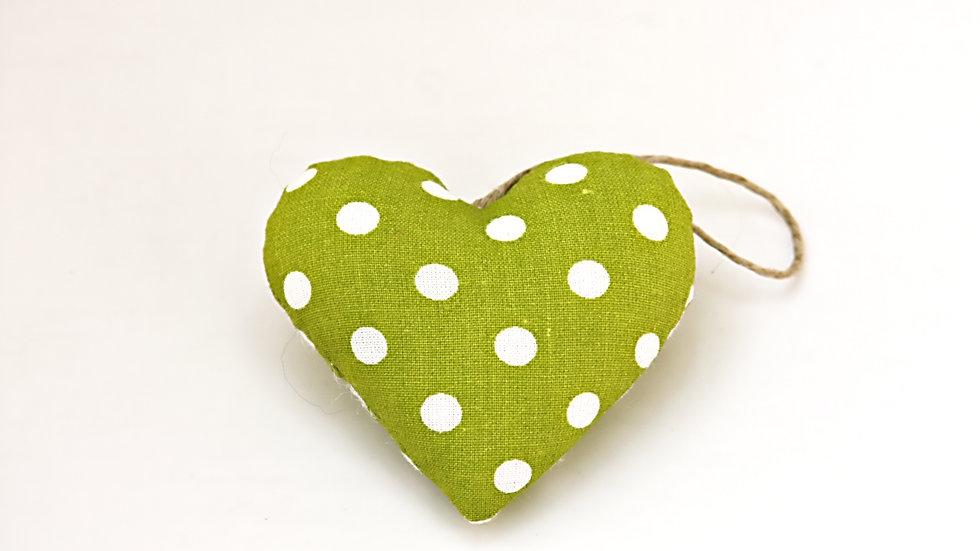 Coeur Pois Vert