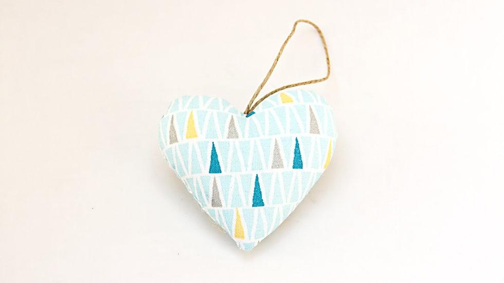 Coeur Géométrique Triangles