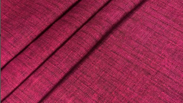 Tissu Imprimé Fushia