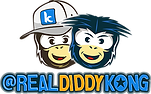 Real Diddy Kong Official Logo