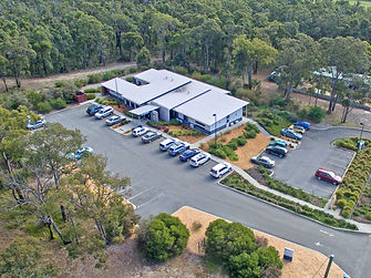Aerial Image of Plantagenet Medical, Mount Barker