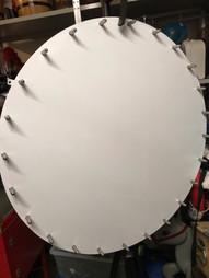 Lyckohjul Whiteboard 24 fält
