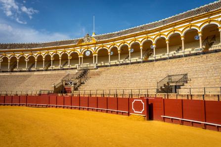 Arena Spanien