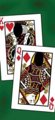 Fotovägg Casino