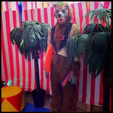 Cirkusbjörn