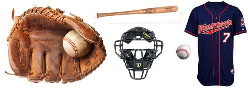 Baseballdekor