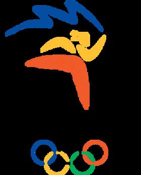 Logo des jeux Olympiques de Sydney 2000