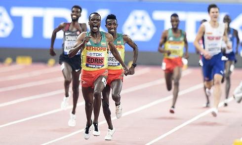 Muktar-Edris-5000m-Doha-2019-by-Mark-She