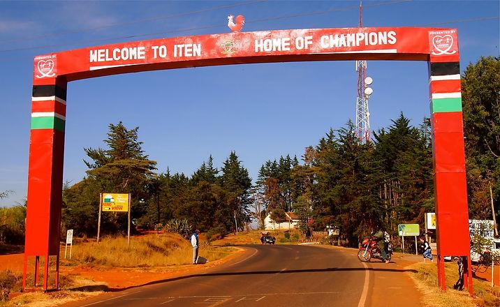 kenya Iten Home of champions