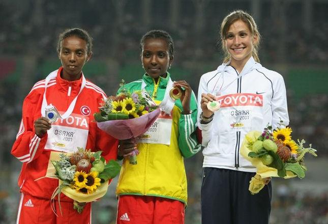 Tirunesh+Dibaba+Elvan+Abeylegesse+IAAF+W