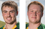 Martin, Willoughby serve as key part of injury-ridden Mac offensive line