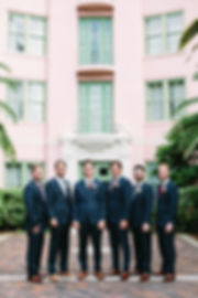 Wedding grooms men idea captured by miami wedding photographer Alisa Ferris